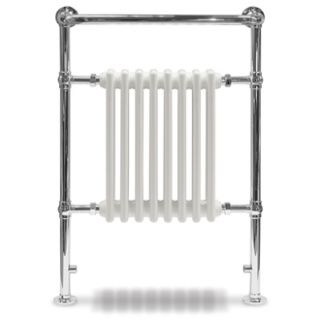Welbourne Steel Towel Rail Chrome