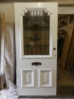 Edwardian front door 915 x 2120mm