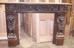 Original Oak Surround