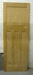 Reclaimed 30's Internal Door