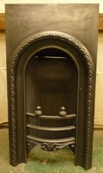Reclaimed arched insert
