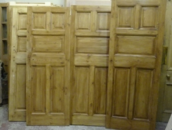 Original Edwardian doors