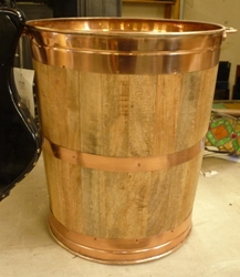 Reproduction Fire Bucket
