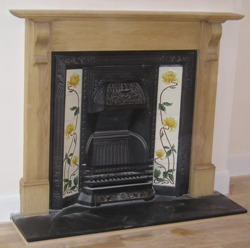 Reproduction Fireplace