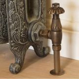 Antique Brass Pipe Shroud - LD099