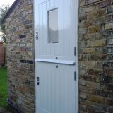 Example of made to measure stable door