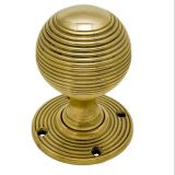 Victorian Beehive Mk1 available in Brass, Nickel and Ebonised Wood